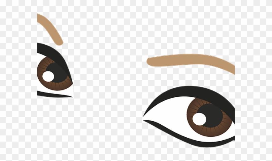 Brown Eyes Clipart Pretty Eye.