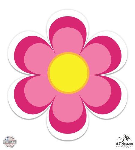 GT Graphics Cute Pink Flower.