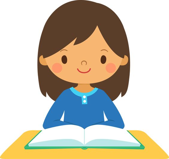 Student Girl Clipart Png.
