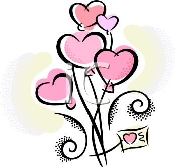 Pretty In Pink Clipart.