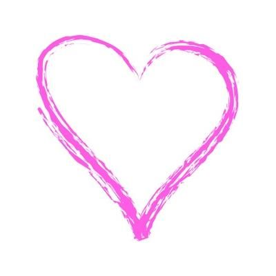 images of pretty hearts.