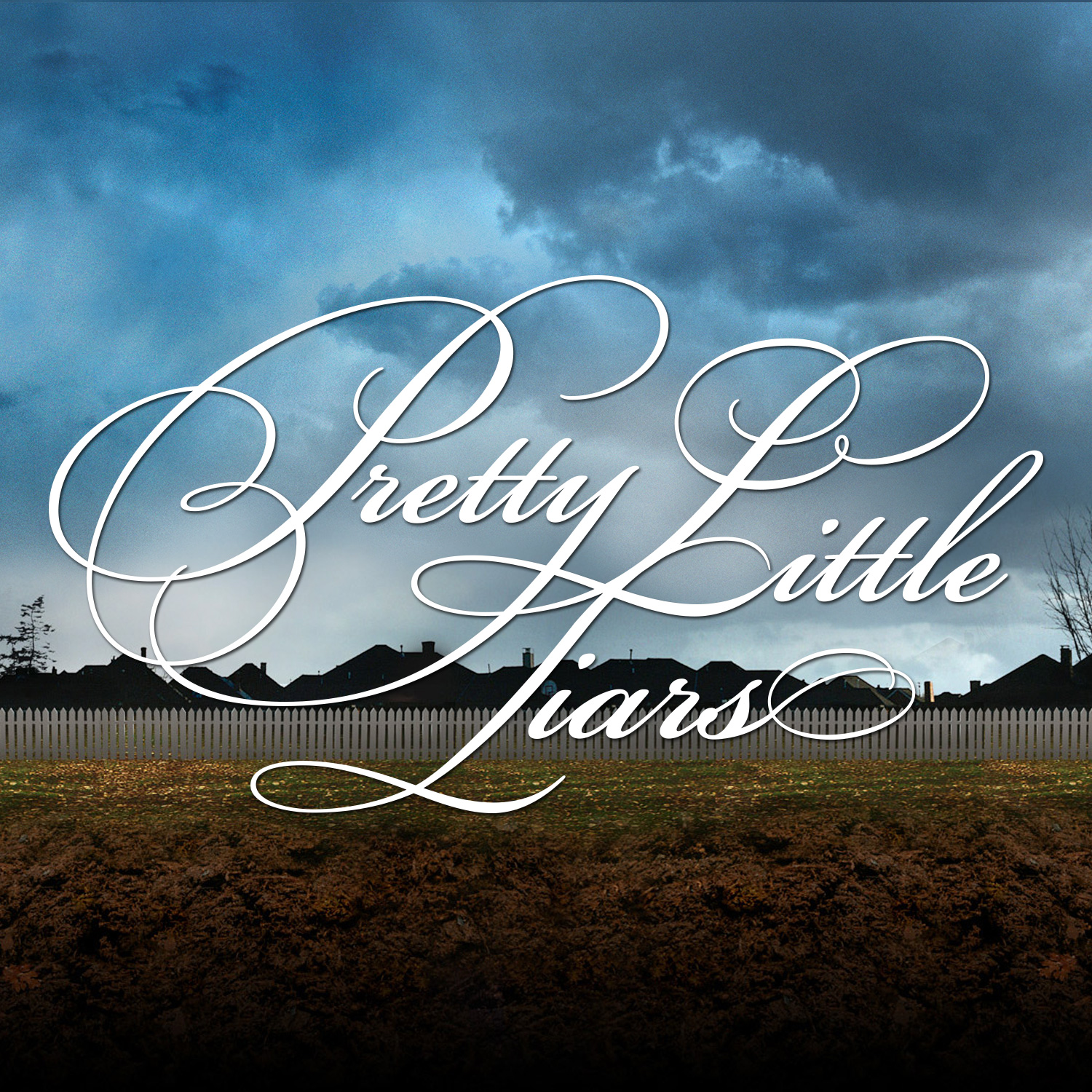 Pretty Little Liars logo.