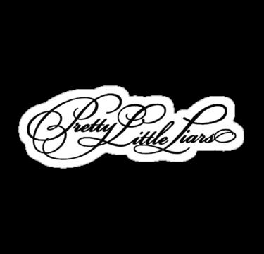 Pretty Little Liars Logo from Redbubble in 2019.
