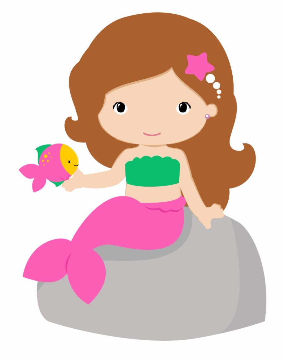 Sea Clipart Mermaid.