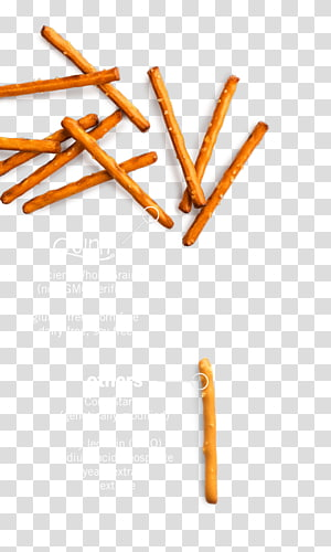 Pretzel Sticks transparent background PNG cliparts free.