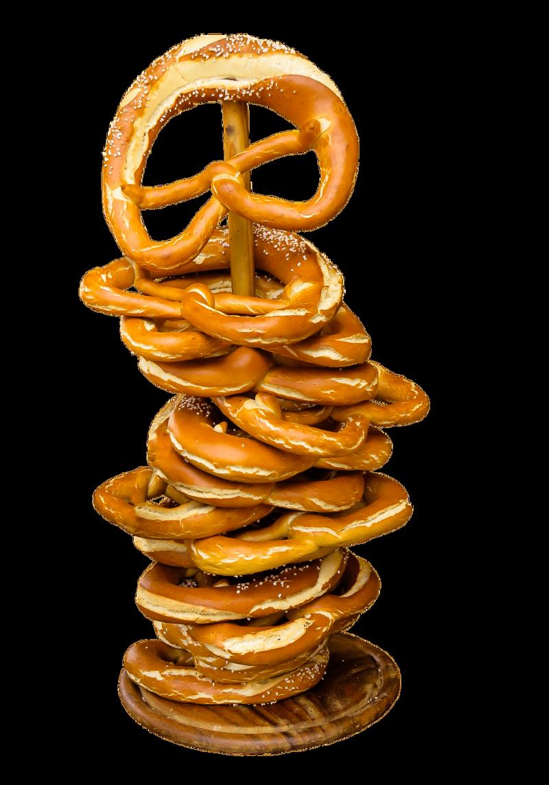 Download Free png pretzels on a stick.