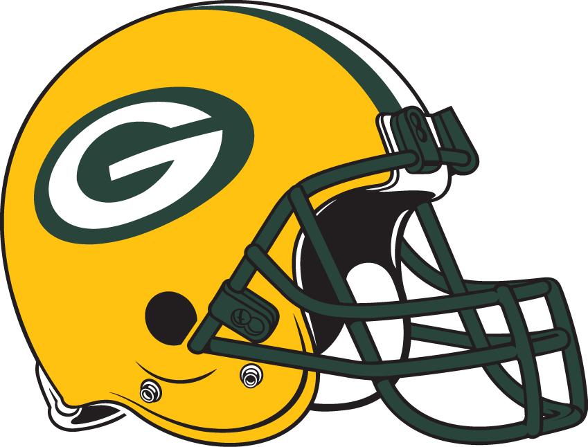 Packers helmet clip art.
