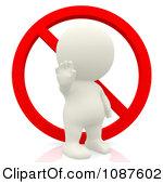 Prevent clipart.