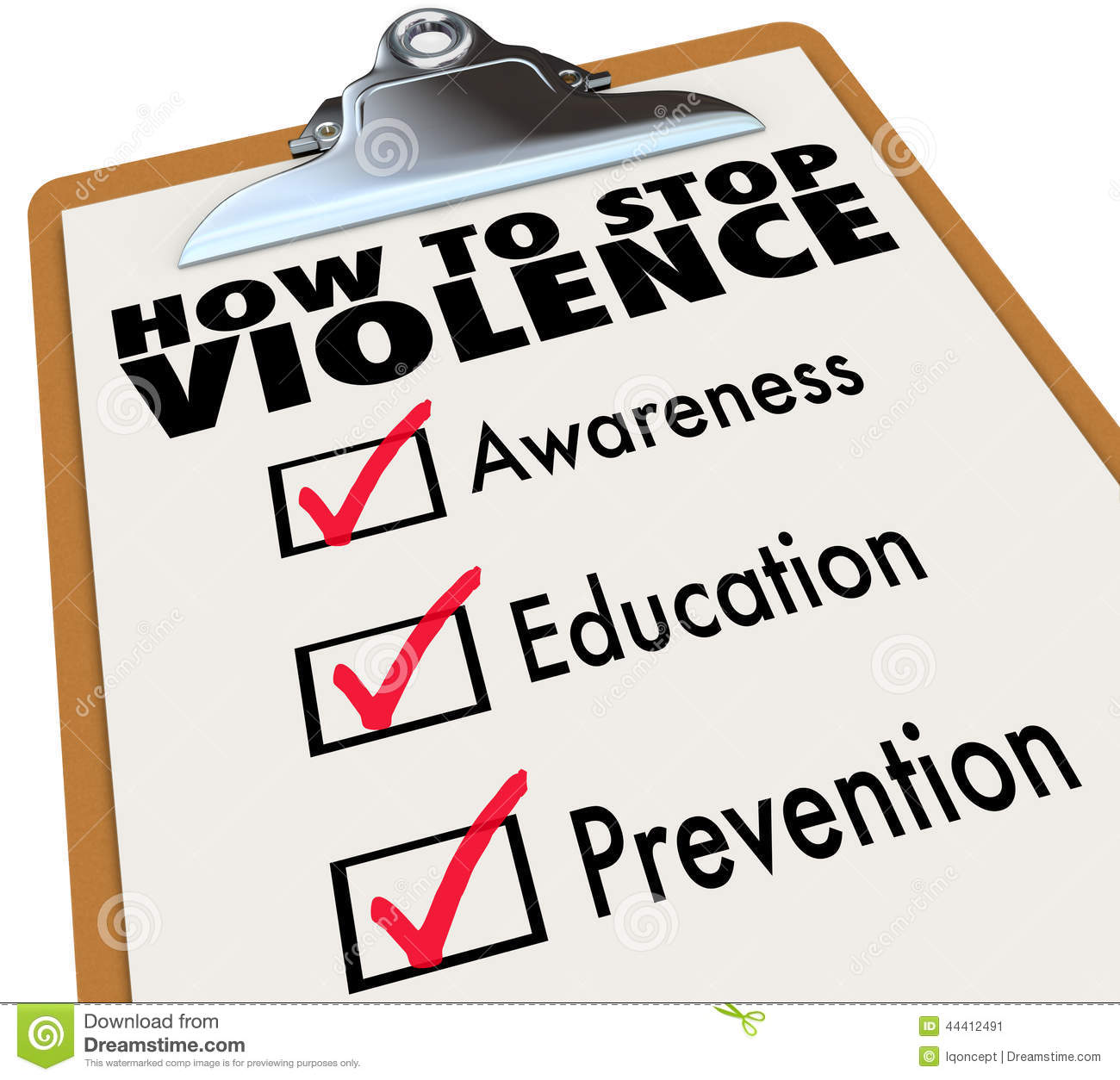 Prevention clipart #9