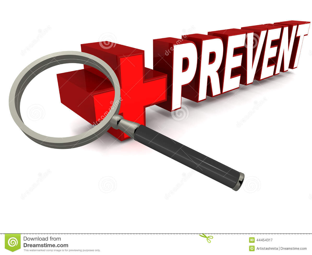 Crime prevention clipart images.