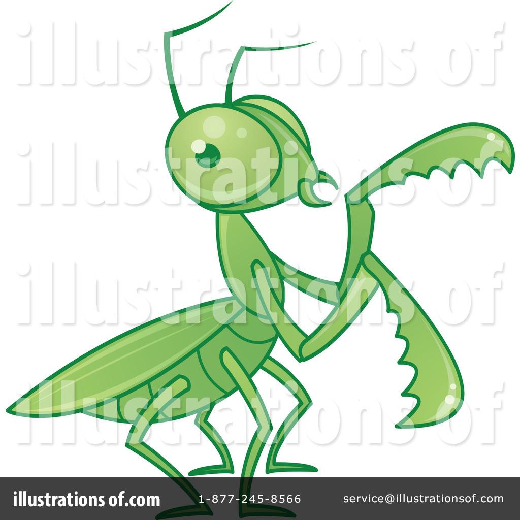 Praying Mantis Clipart #45478.