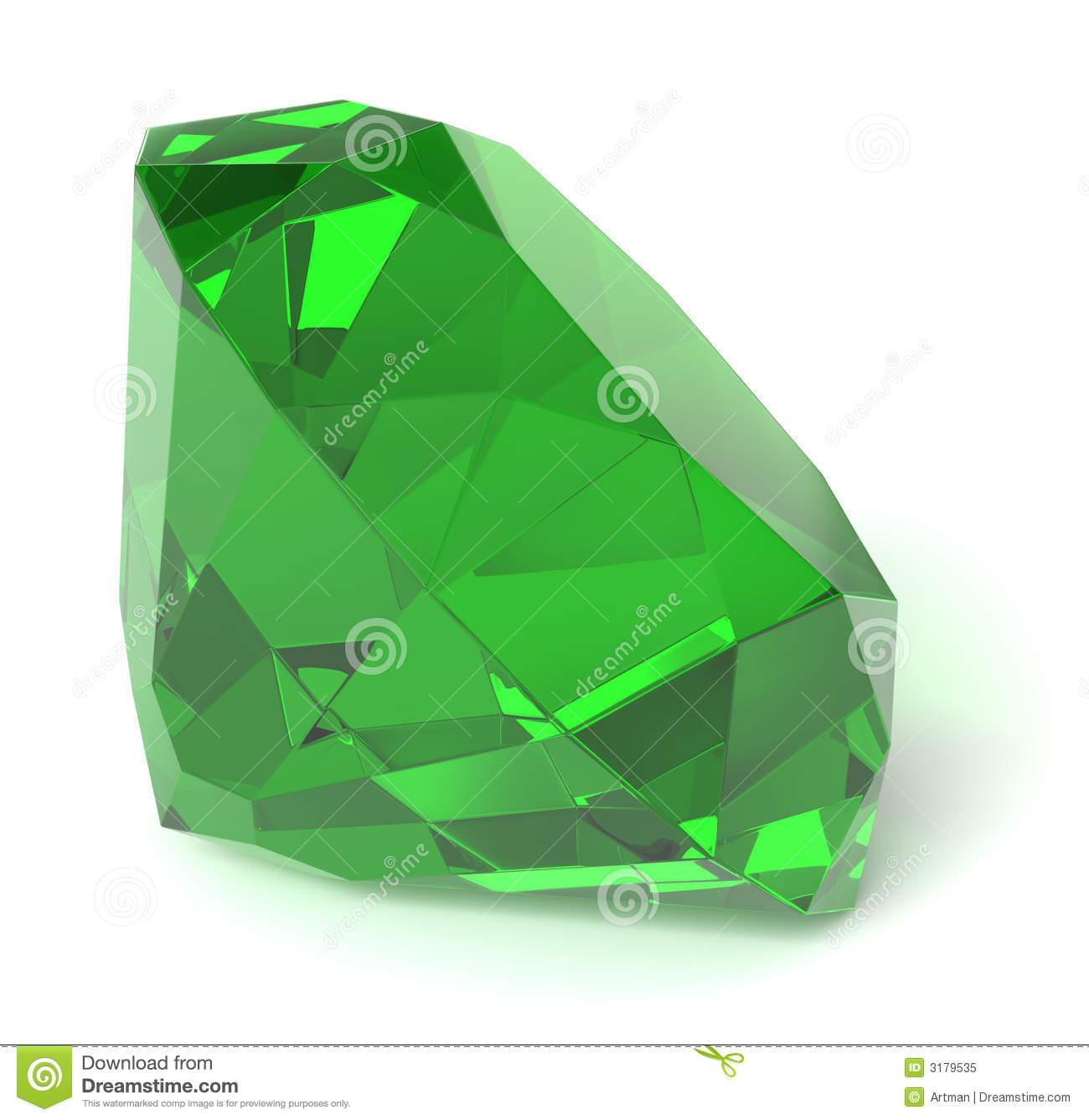 Pietra Preziosa Verde Smeraldo Illustrazioni, Vettoriali E Clipart.