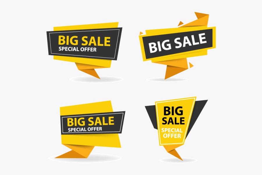 Banner Price Tag Png , Free Transparent Clipart.
