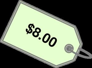 8 Price Clip Art at Clker.com.