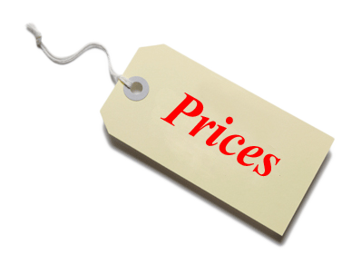 Price Tag Images.