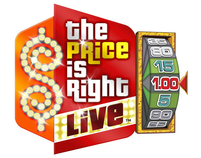The Price Is Right Live.