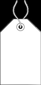White Label Clip Art at Clker.com.