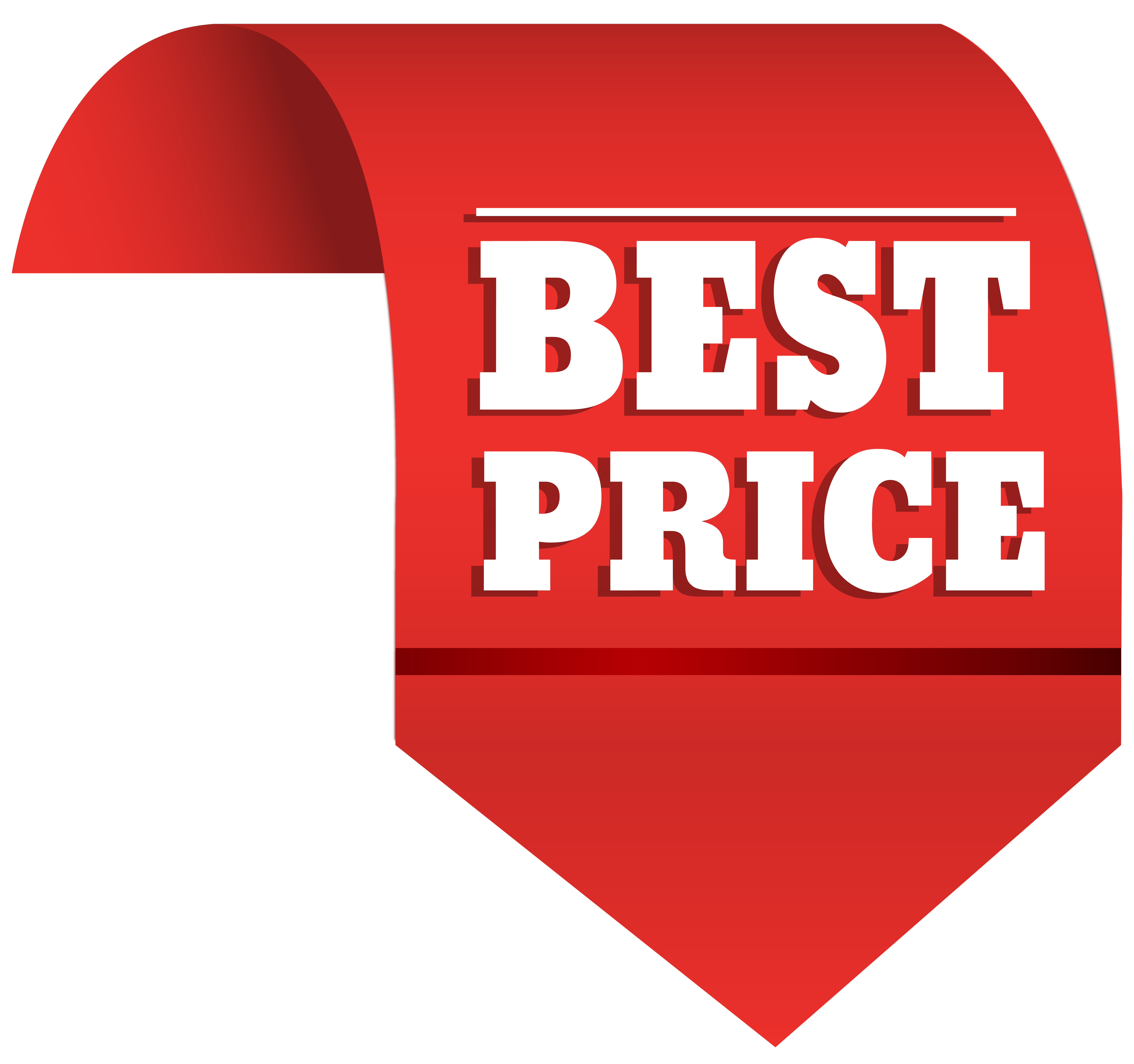 Best Price Label PNG Clip.