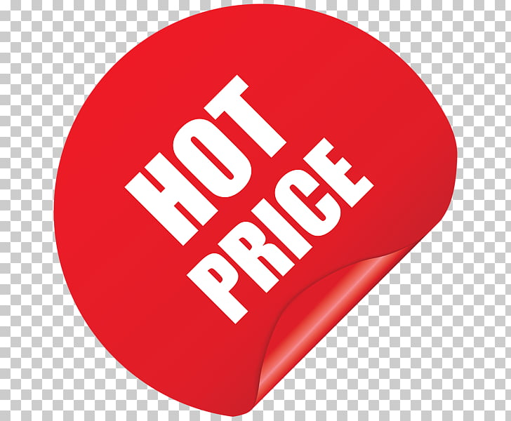 Label Sticker Price tag , price stickers, Hot Price logo PNG.