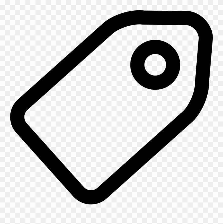 Price Tag Icon.