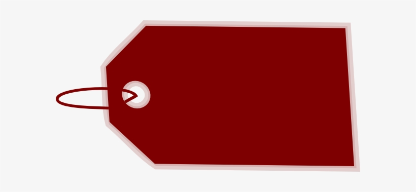Rfl Red Tag Clip Art.