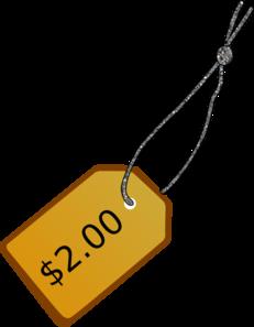 Price Tag Clip Art at Clker.com.