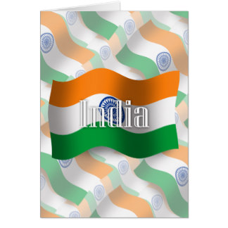 Pride Of India Greeting Cards.