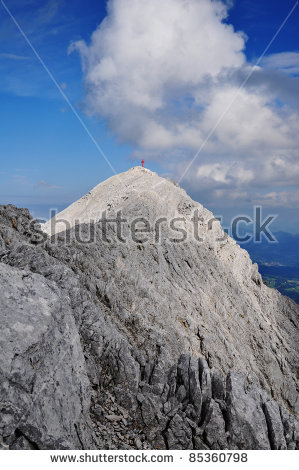 Alps Totes Gebirge Stock Photos, Royalty.