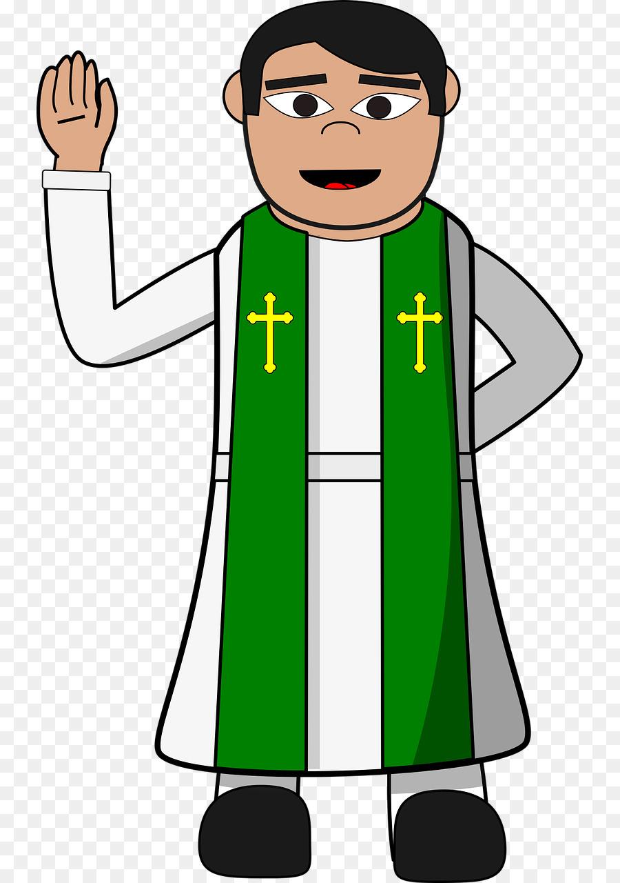 priestclip art clipart Priest Pastor Clip art clipart.