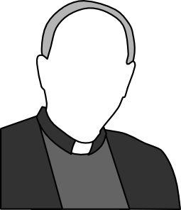 Priest Clip Art at Clker.com.