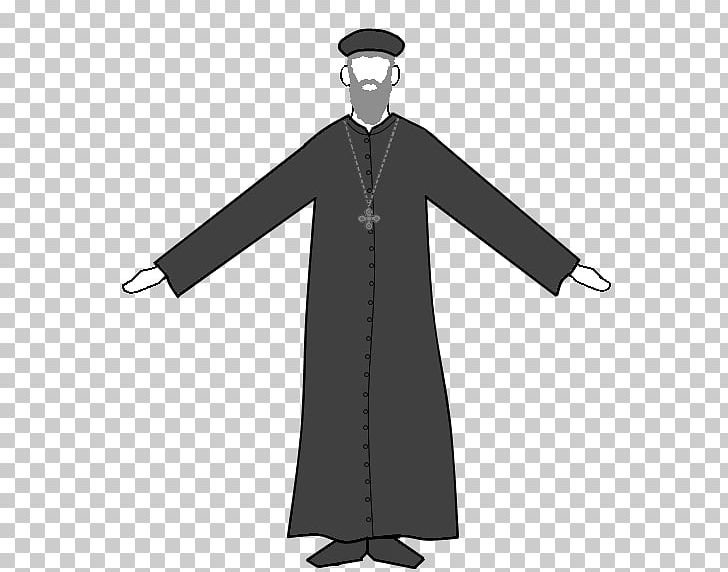 Priest Deacon Vestment Cassock Clergy PNG, Clipart, Bishop.