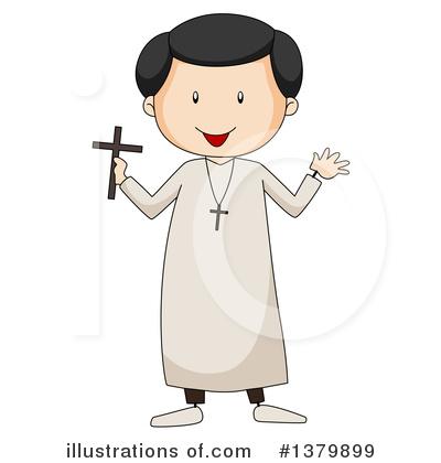 Priest Clipart #1379899.