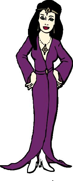 Cartoon Priestess Clip Art at Clker.com.