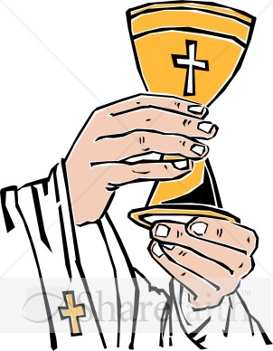 Priest Ordination Clipart.