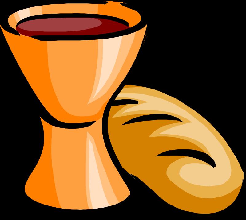 Clip Art Church Eucharist Clipart.