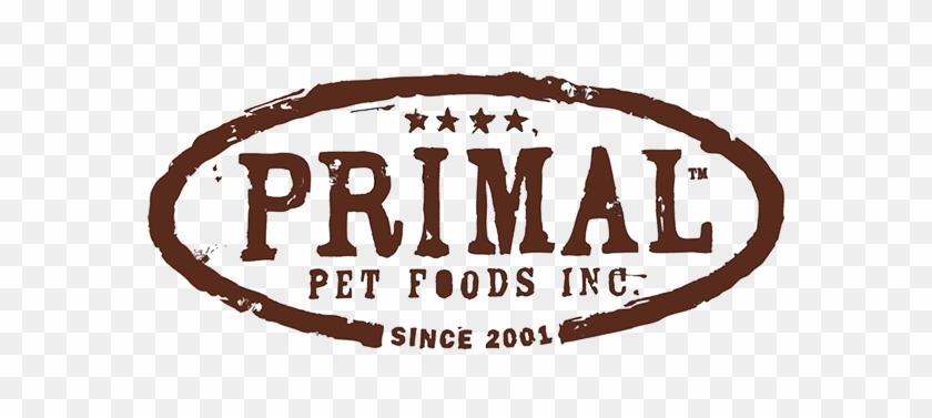 Primal Pet Food Logo.