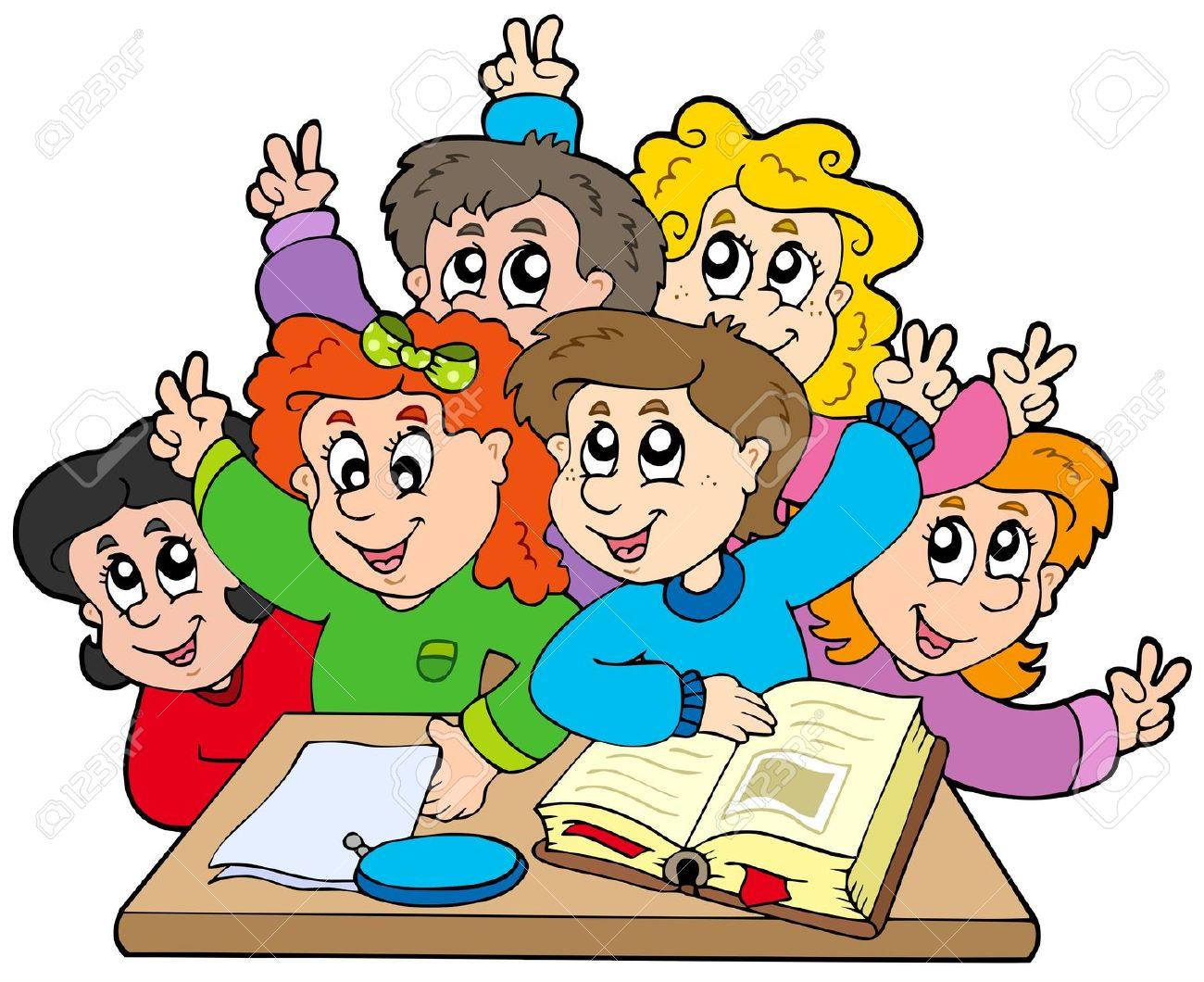 Primary Education Clipart.