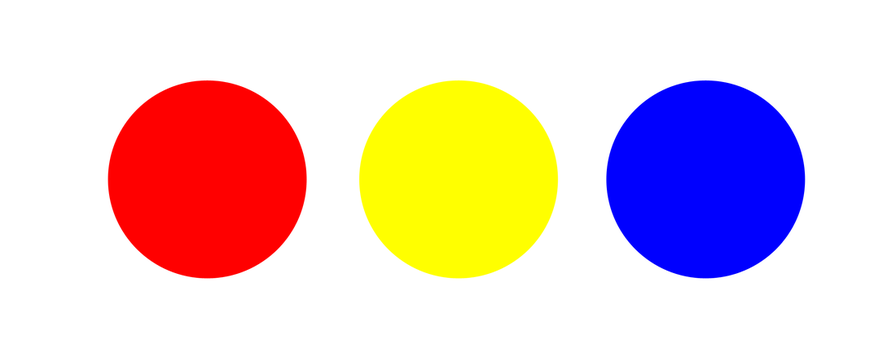 Mixing Colors.