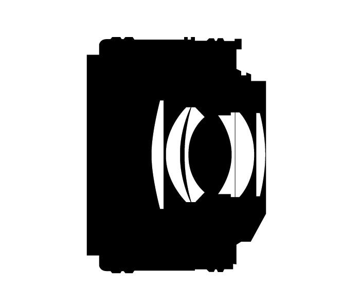 Nikon Nikkor AF 50mm f/1.8 D Prime Lens (Black).