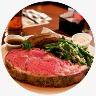 Steak Clipart Prime Rib.