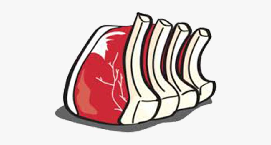 Prime Rib Clipart , Transparent Cartoon, Free Cliparts.