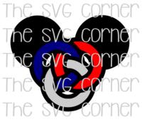 Mickey primerica logo SVG File.