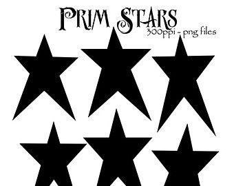 Americana Star Clipart #1.