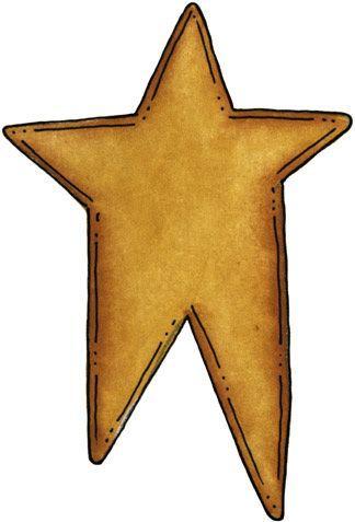 Primitive star clipart 2 » Clipart Portal.