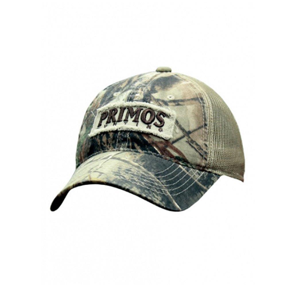 Primos Logo Cap with Mesh Back.