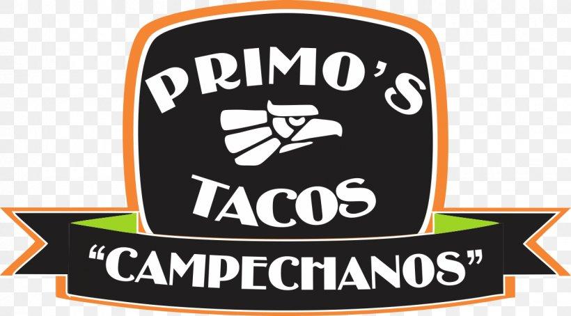 Primos Tacos Logo Brand, PNG, 1270x704px, Logo, Area, Aurora.
