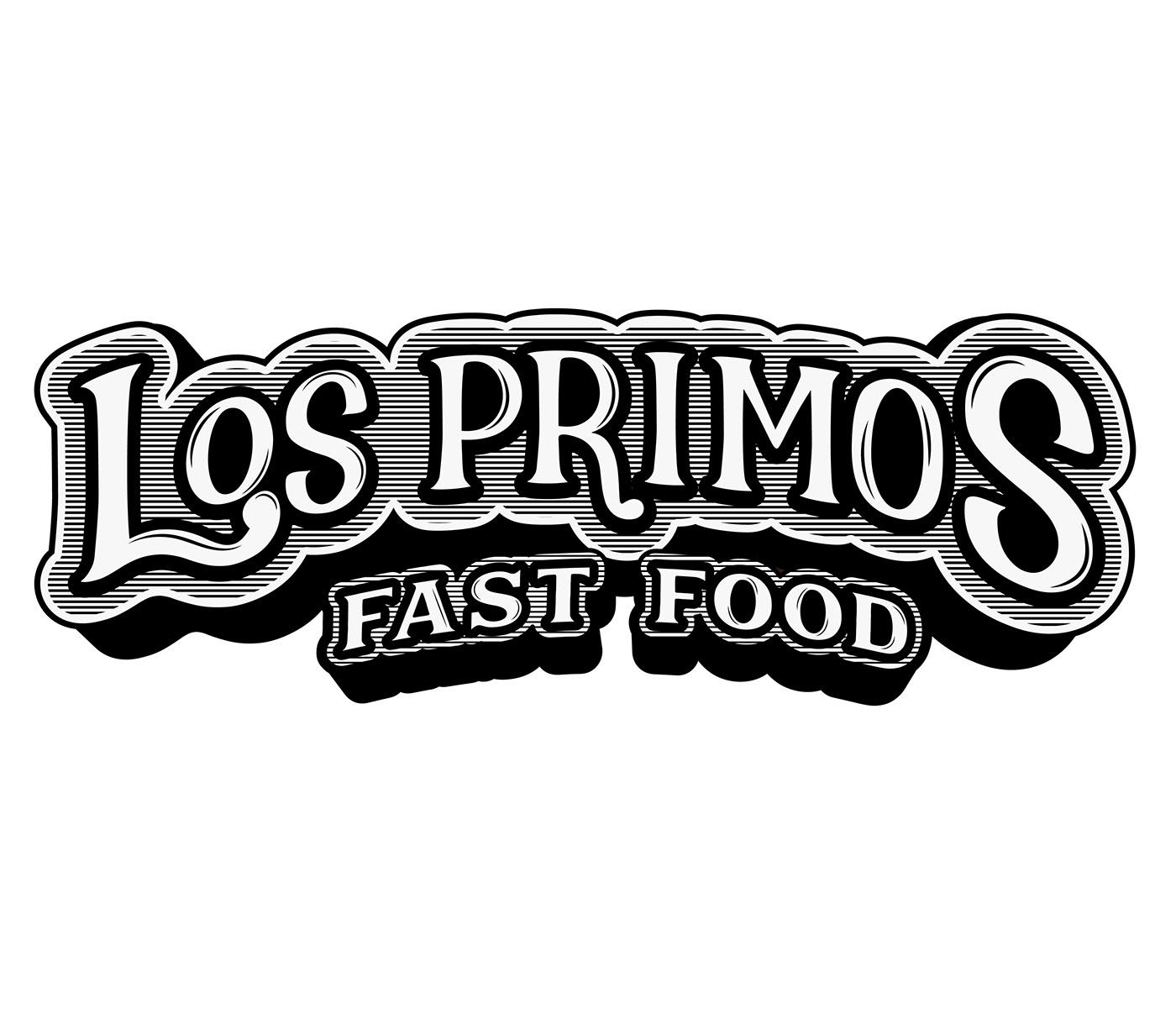 Fast Food Los Primos on Behance.