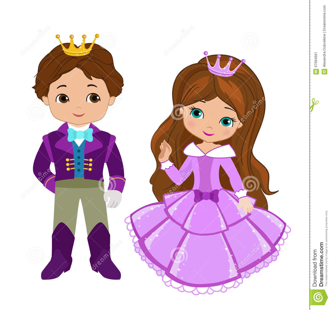 Prince And Princess Clipart (97+ images in Collection) Page 2.
