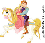 Prince And Princess Clip Art.