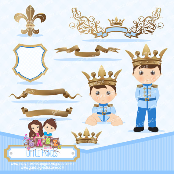 Baby prince clipart 3 » Clipart Station.
